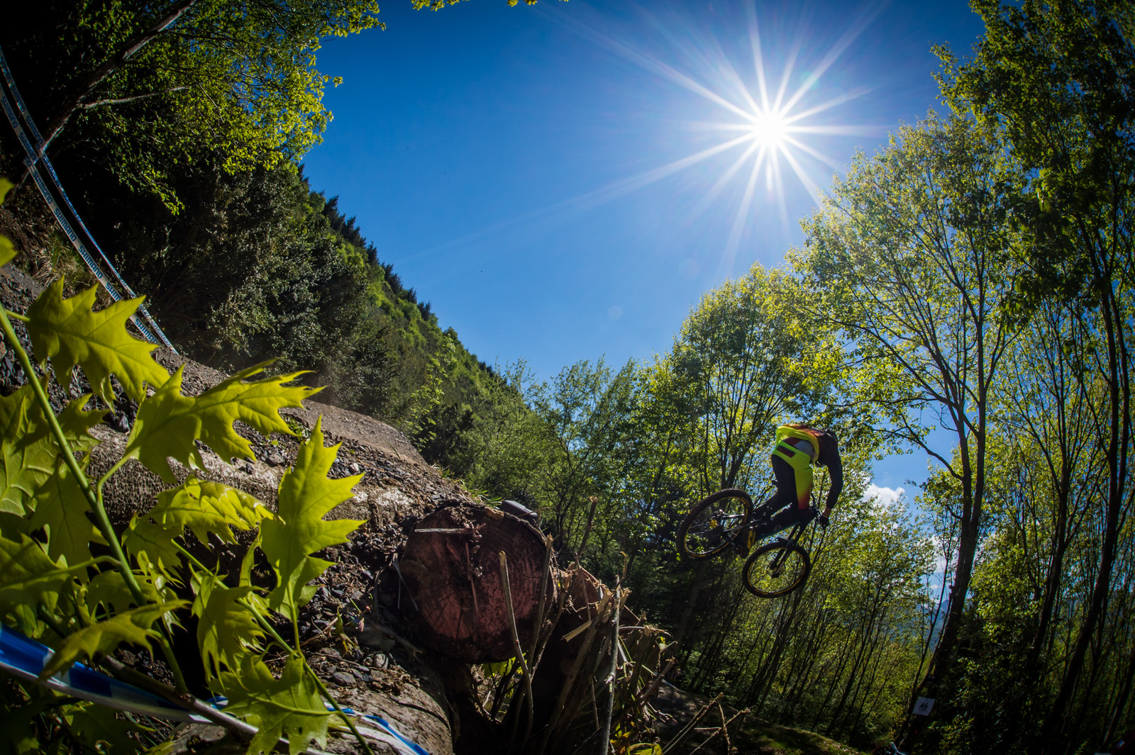 Florent Payet - Lourdes World Cup Timed Training Action Photos - Mountain Biking Pictures - Vital MTB