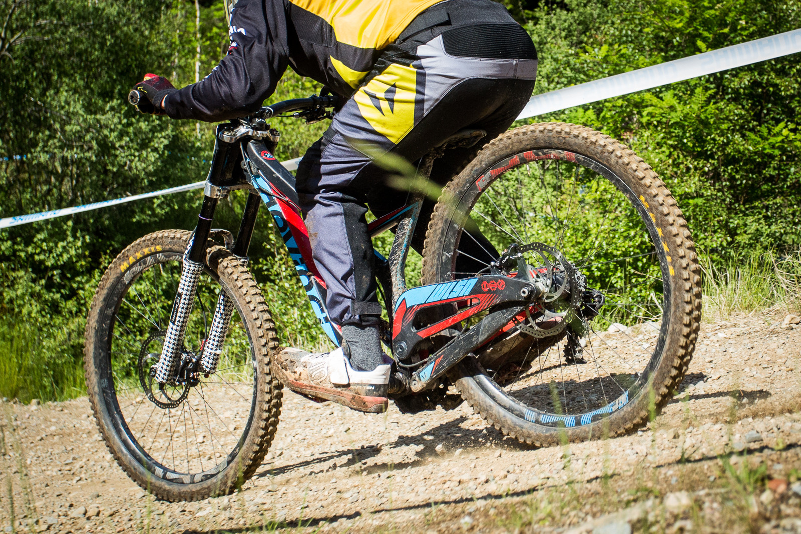 Devinci Wilson - G-Out Project, Fort William - Mountain Biking Pictures - Vital MTB