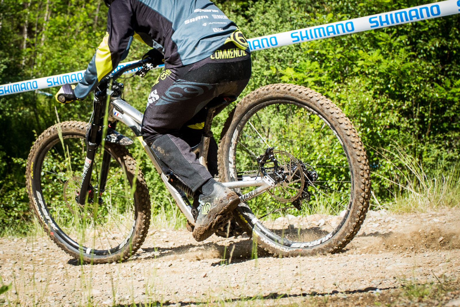 George Brannigan - G-Out Project, Fort William - Mountain Biking Pictures - Vital MTB
