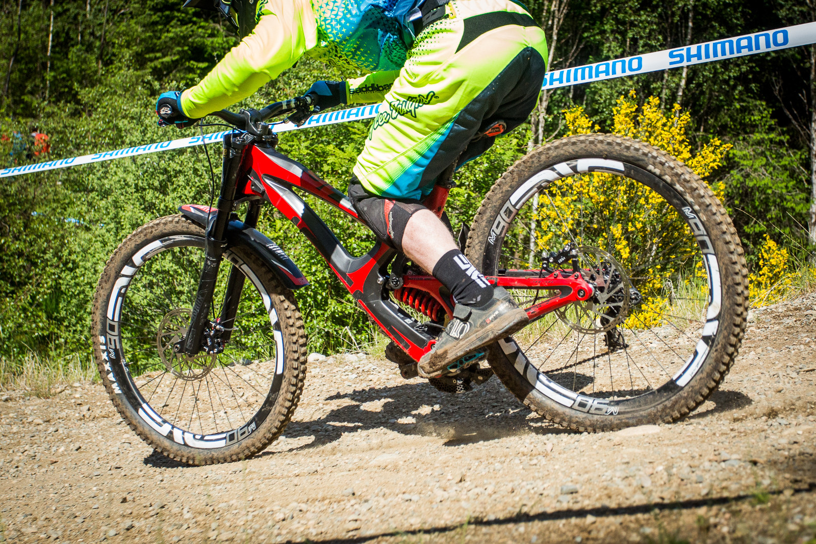 Intense M16c - G-Out Project, Fort William - Mountain Biking Pictures - Vital MTB