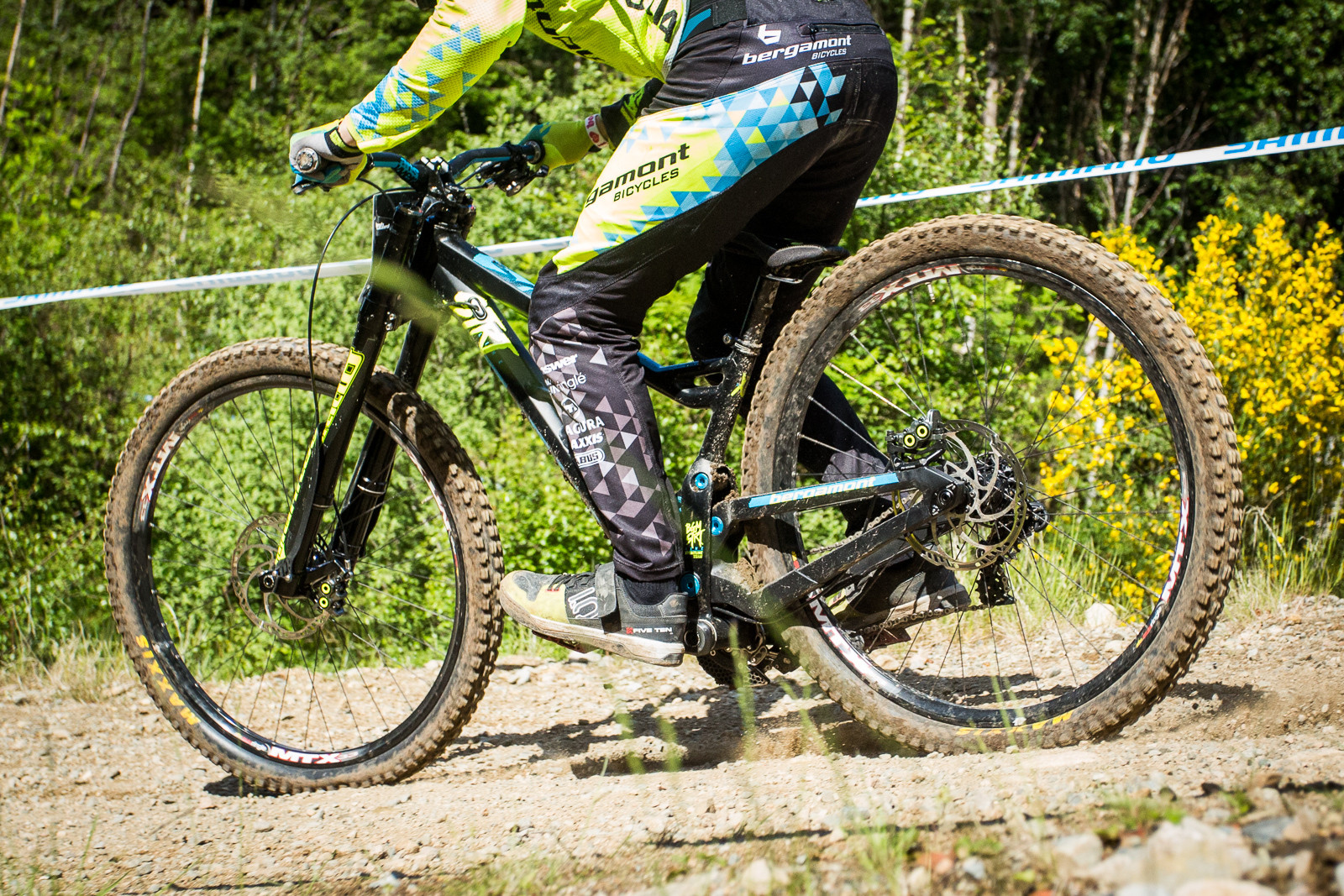 Eddie Masters Bergamont 29er - G-Out Project, Fort William - Mountain Biking Pictures - Vital MTB
