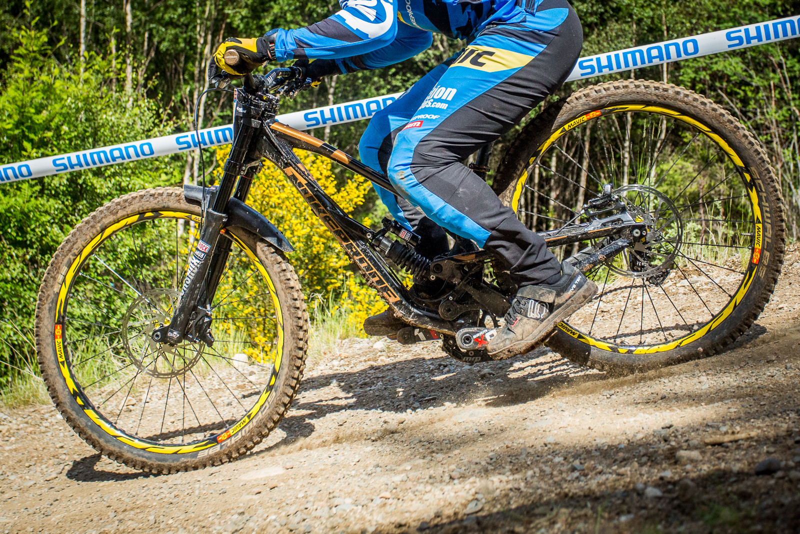 Nukeproof Pulse - G-Out Project, Fort William - Mountain Biking Pictures - Vital MTB