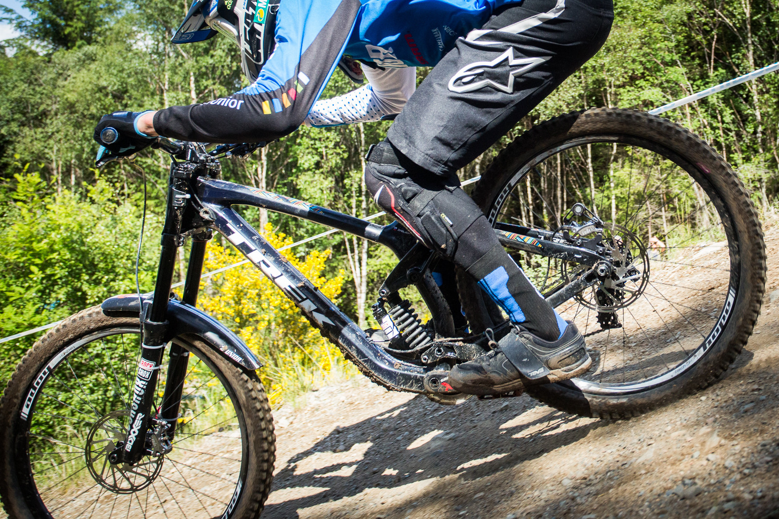 Trek Session - G-Out Project, Fort William - Mountain Biking Pictures - Vital MTB