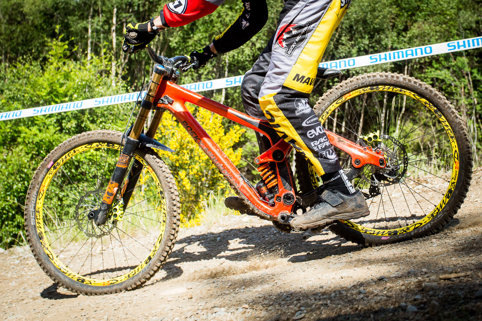 Rocky Mountain Maiden - G-Out Project, Fort William - Mountain Biking Pictures - Vital MTB