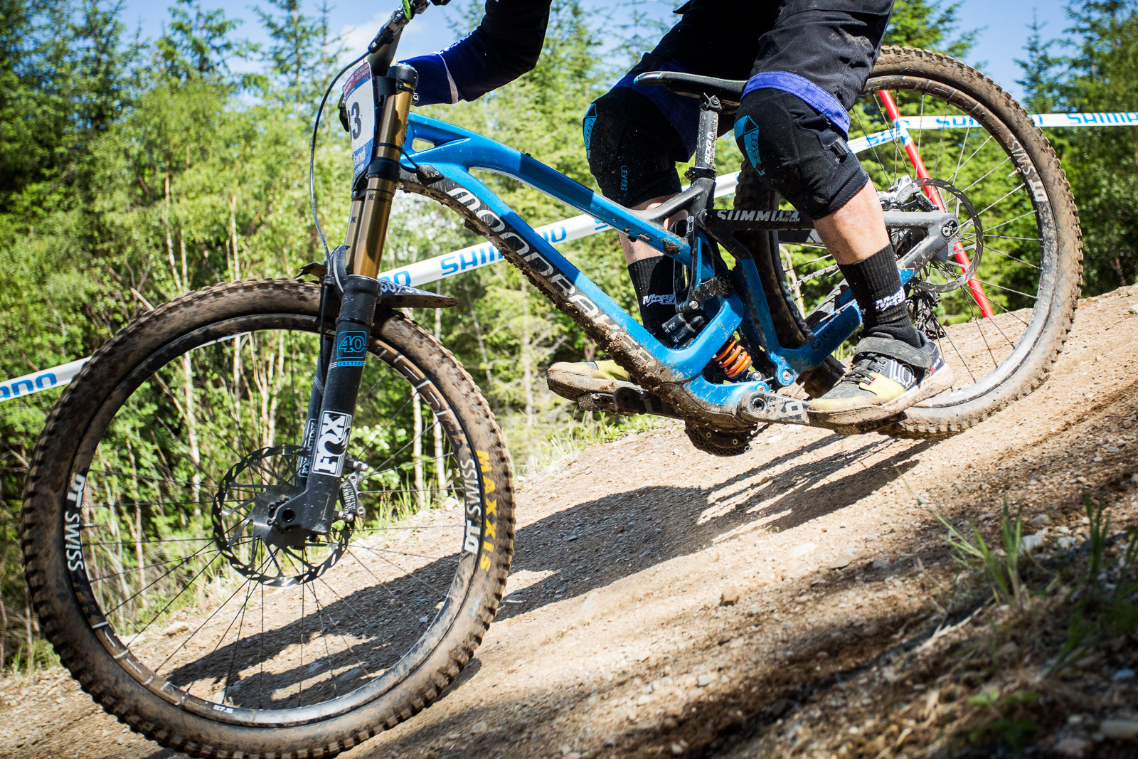 Mondraker Summum - G-Out Project, Fort William - Mountain Biking Pictures - Vital MTB