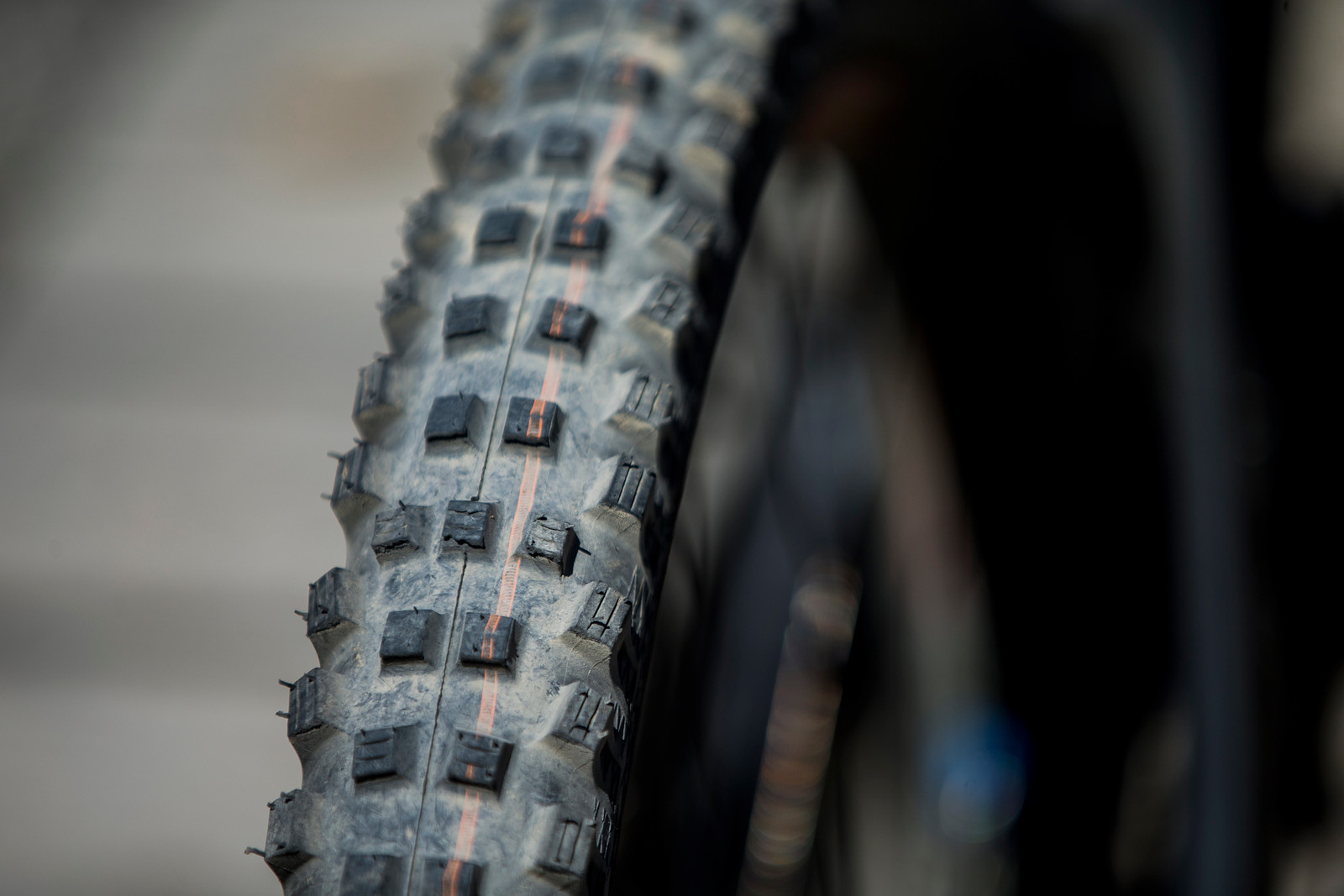 Schwalbe Magic Mary Tires Front and Rear - WINNING BIKE: Tahnee Seagrave's Prototype Transition - Mountain Biking Pictures - Vital MTB