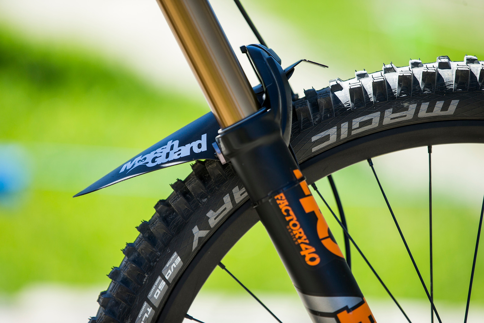Schwalbe Magic Mary with Marsh Guard - WINNING BIKE: Tahnee Seagrave's Prototype Transition - Mountain Biking Pictures - Vital MTB