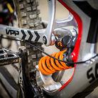 FOX DHX2 Rear Shock on Greg Minnaar's Santa Cruz V10 29