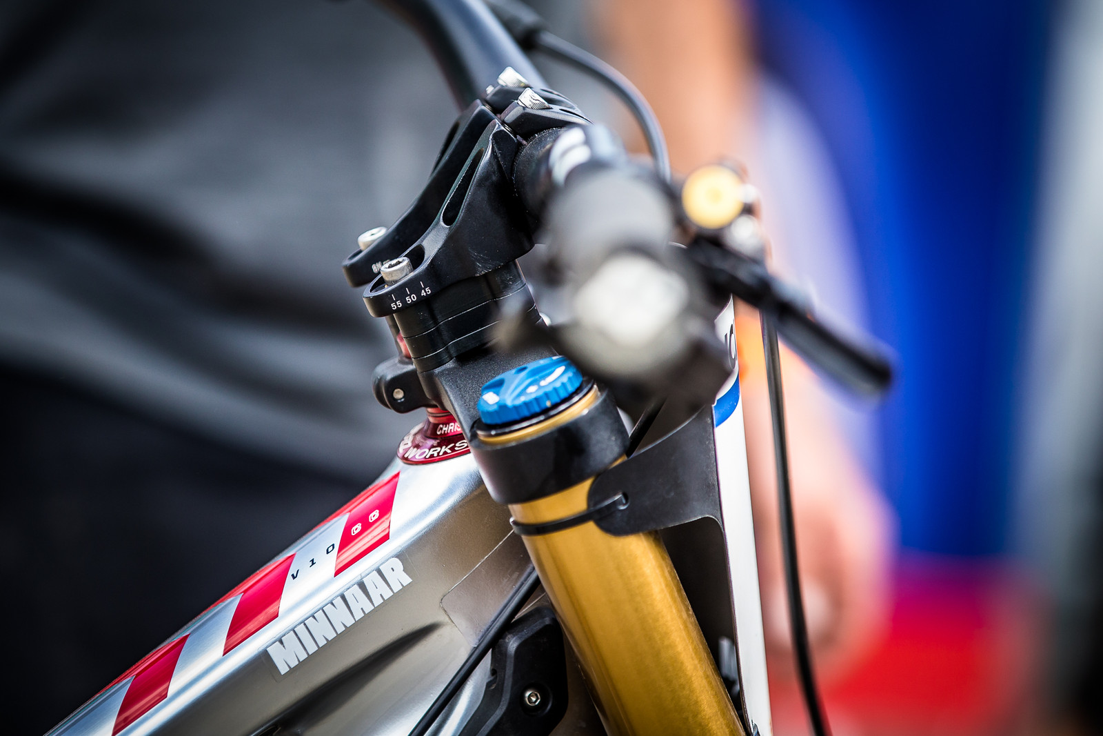 Stack 'em High - WINNING BIKE: Greg Minnaar's Santa Cruz V10 29er - Mountain Biking Pictures - Vital MTB