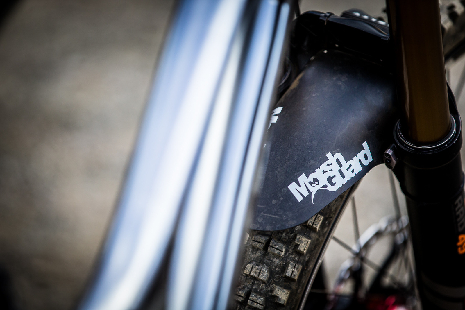 For a Clean Face - WINNING BIKE: Greg Minnaar's Santa Cruz V10 29er - Mountain Biking Pictures - Vital MTB