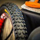 New Maxxis 29er DH Tires on Syndicate Bikes