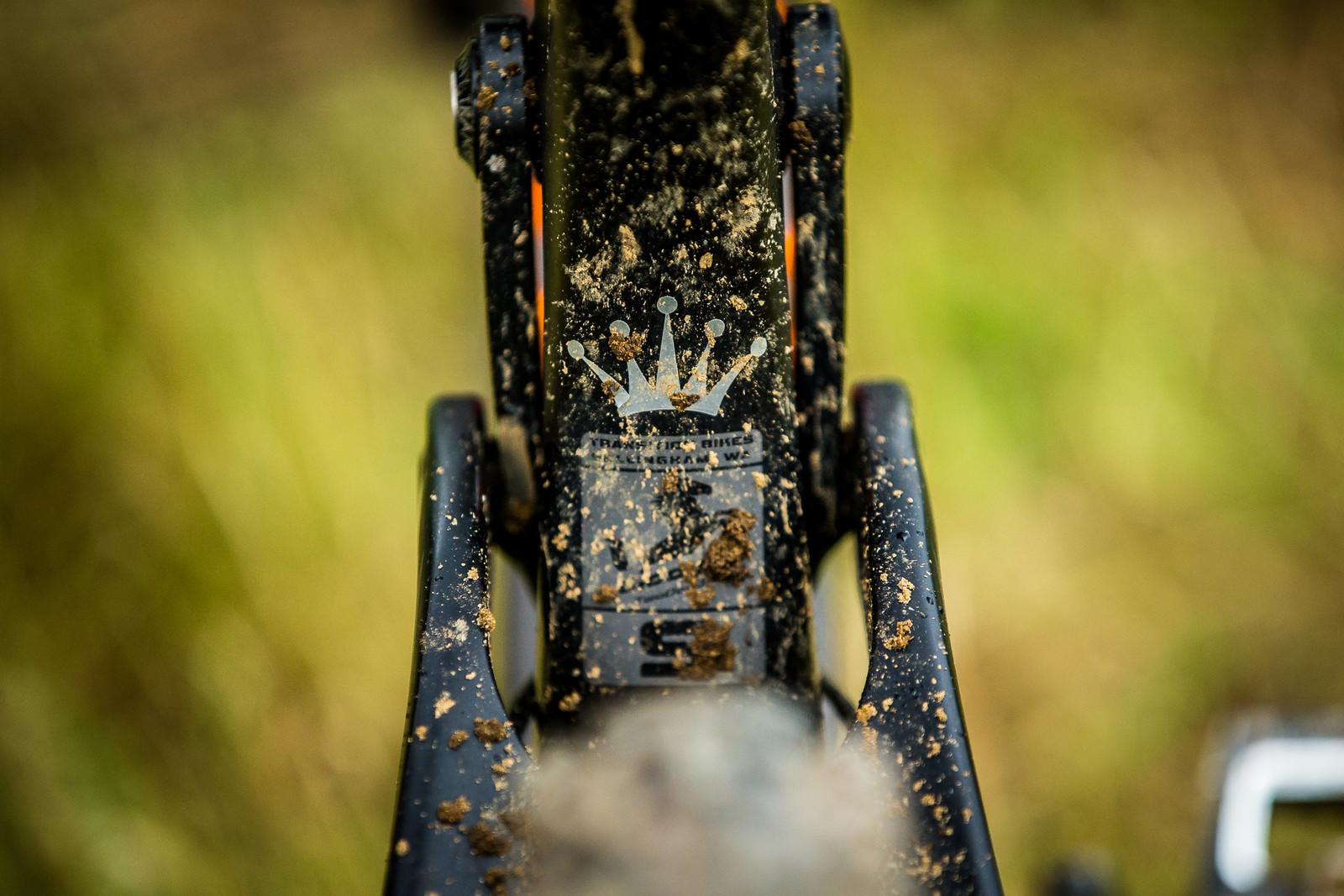 Giddy Up! - WINNING BIKE: Tahnee Seagrave's Transition TR11 - Mountain Biking Pictures - Vital MTB