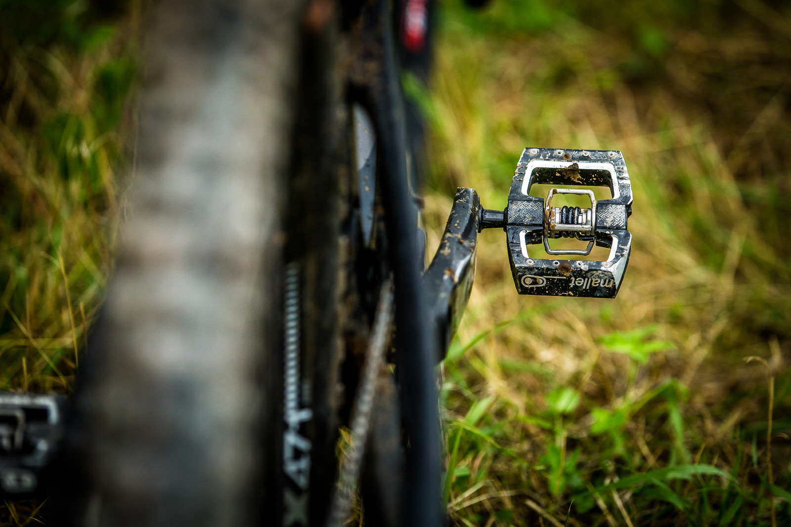Crankbrothers Mallet Pedals - WINNING BIKE: Tahnee Seagrave's Transition TR11 - Mountain Biking Pictures - Vital MTB