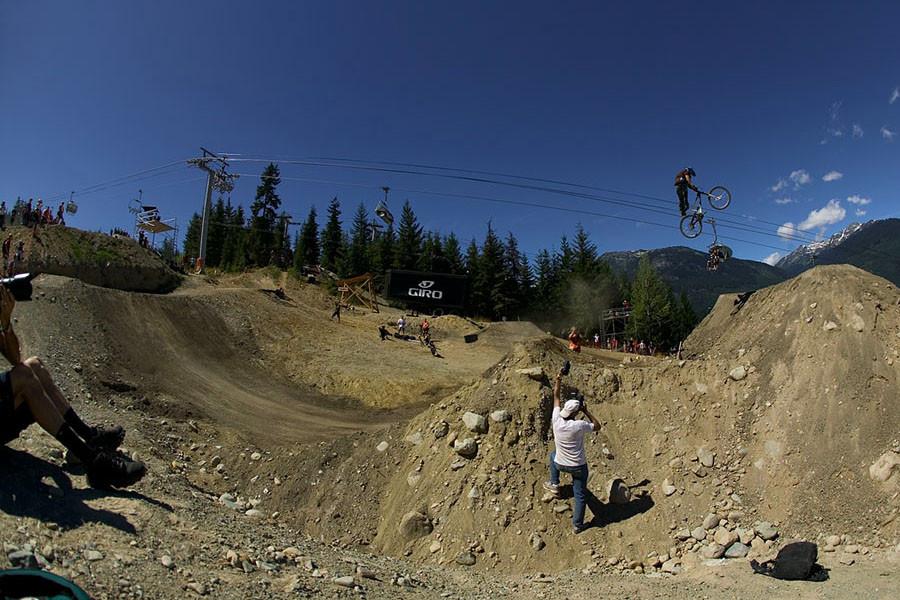 Crankworx 2006, It Keeps on Growing - Crankworx of The Past - Photos from 2004-2007 - Mountain Biking Pictures - Vital MTB