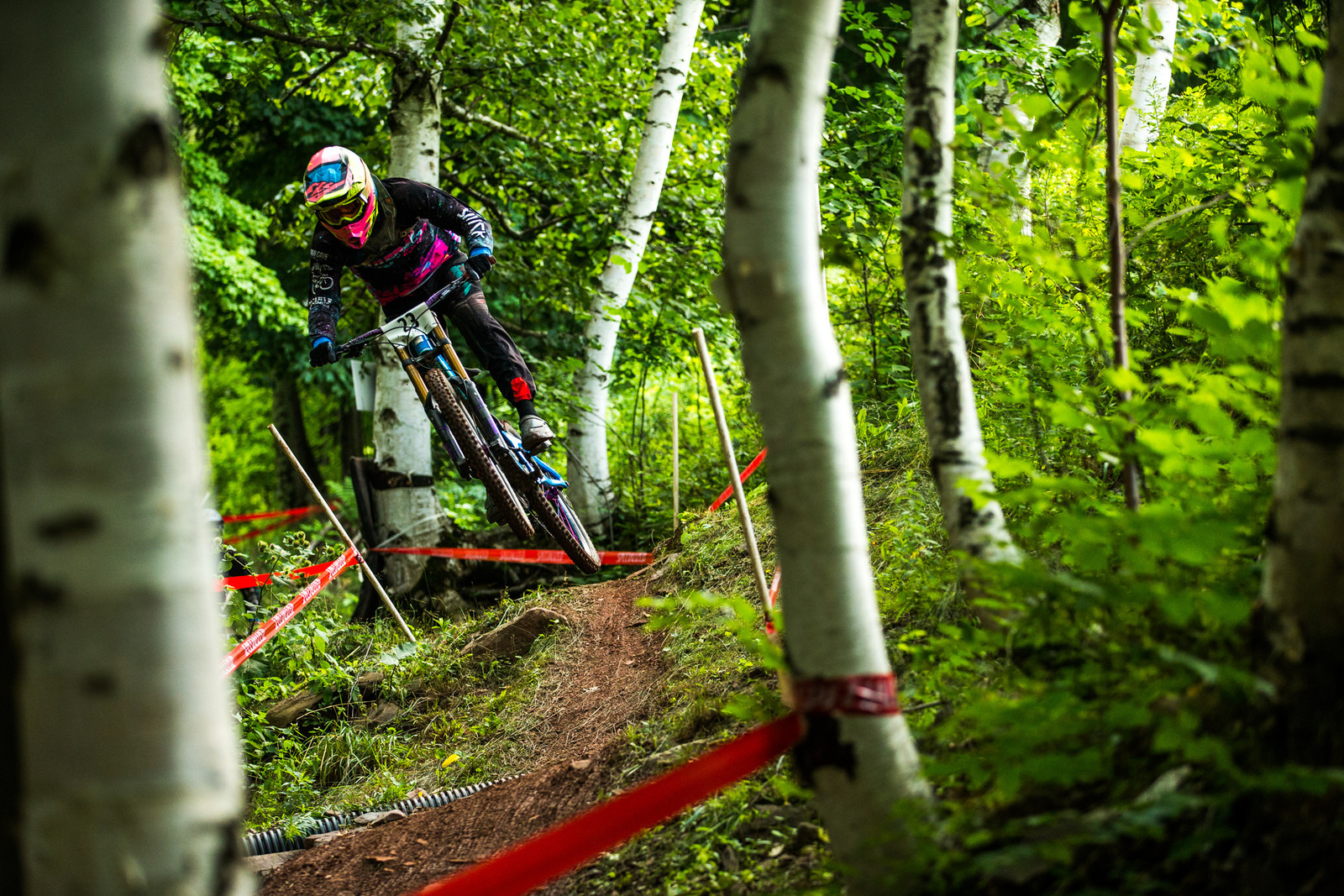 Ant Bielefeld - RACE DAY GALLERY - 2017 Pro GRT, Windham, NY - Mountain Biking Pictures - Vital MTB