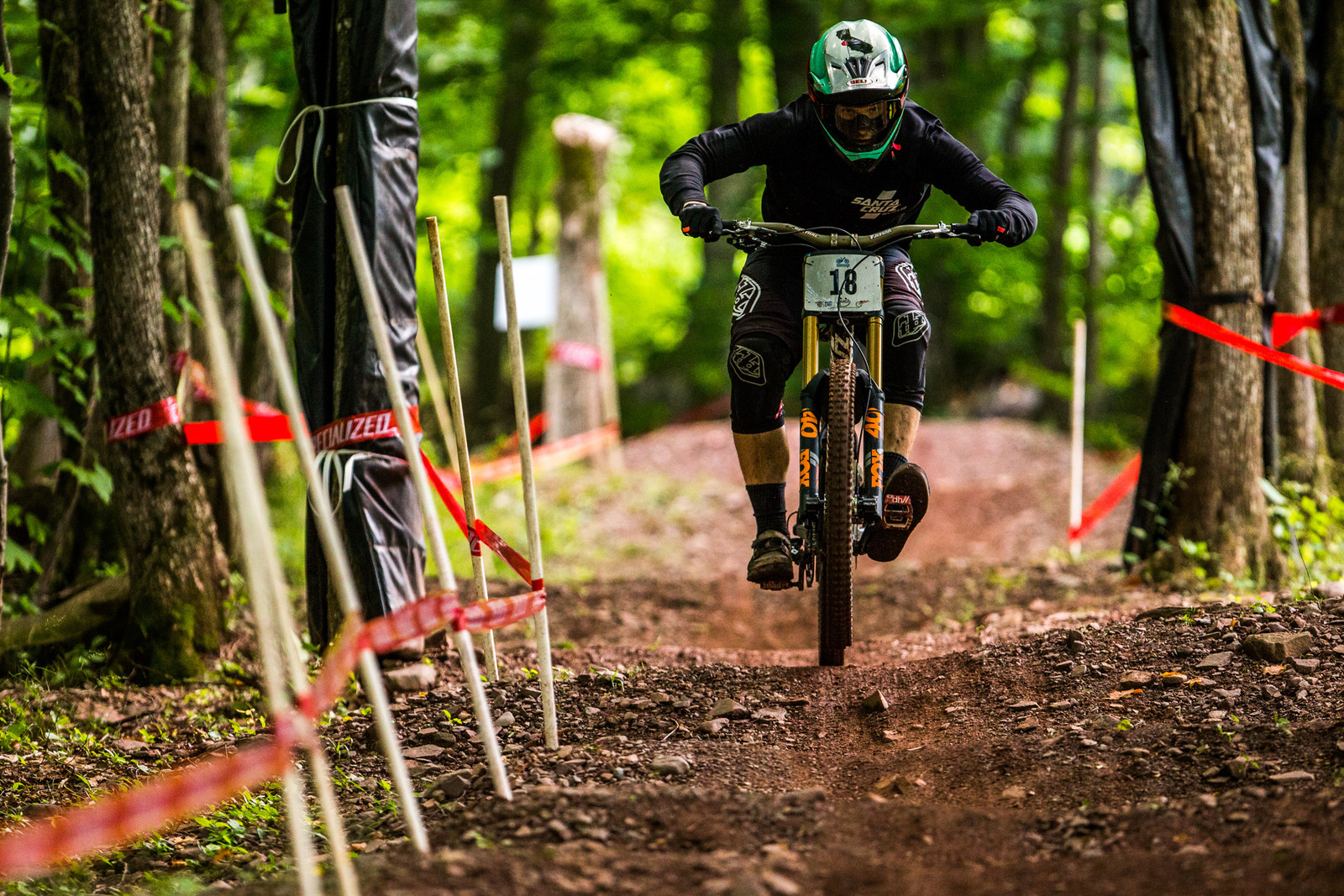 Kiran MacKinnon - RACE DAY GALLERY - 2017 Pro GRT, Windham, NY - Mountain Biking Pictures - Vital MTB