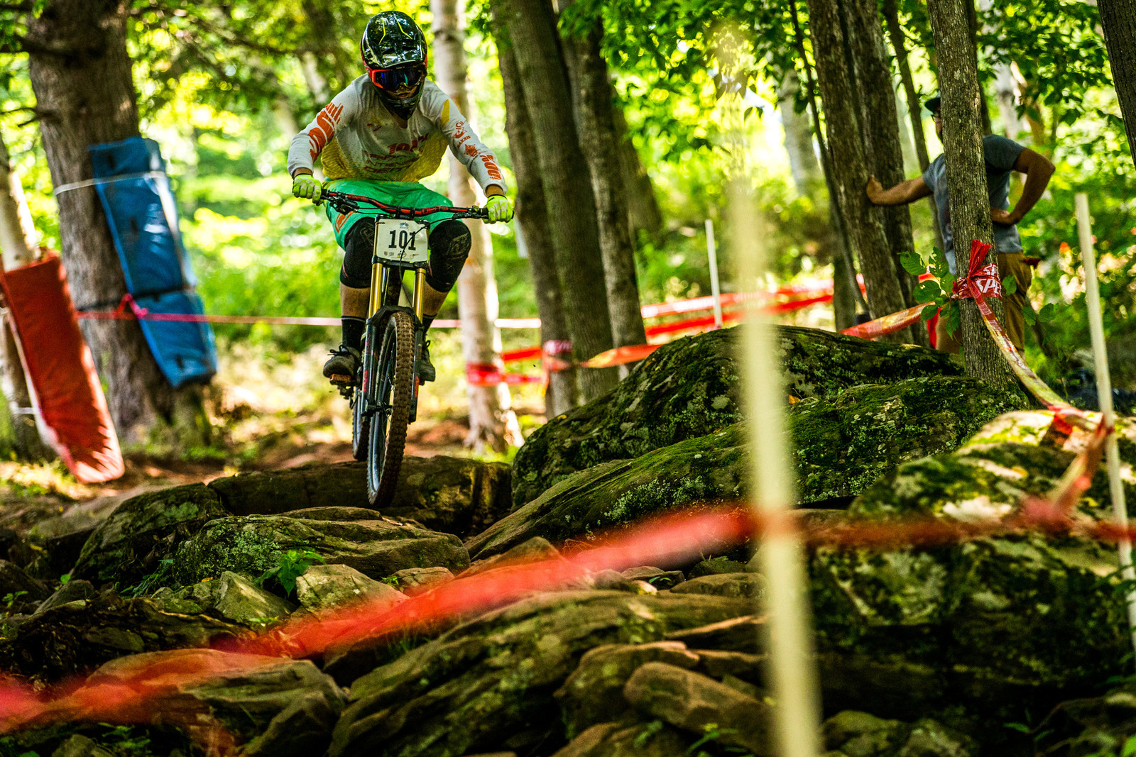 Josh Henn - RACE DAY GALLERY - 2017 Pro GRT, Windham, NY - Mountain Biking Pictures - Vital MTB