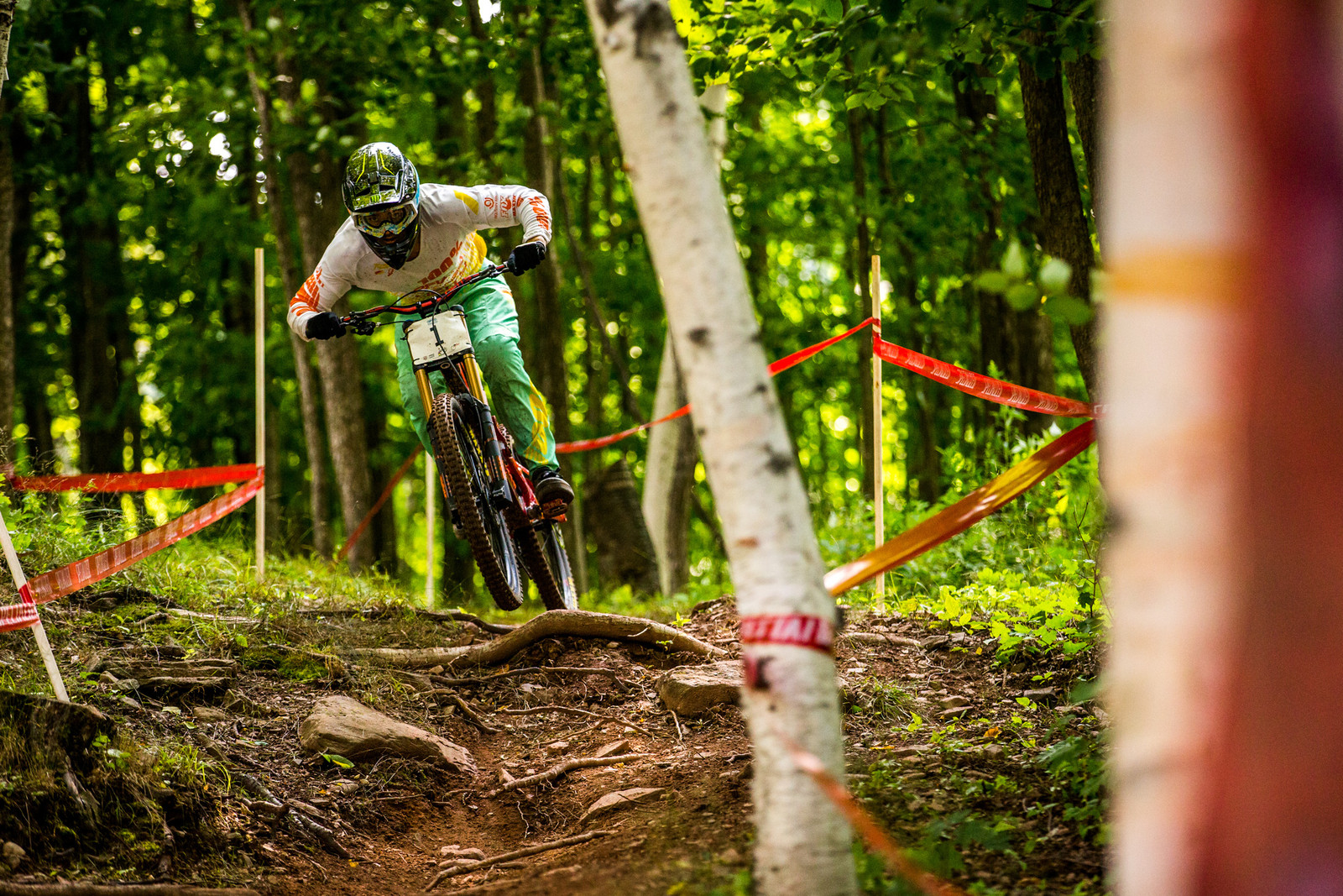Shane Leslie - RACE DAY GALLERY - 2017 Pro GRT, Windham, NY - Mountain Biking Pictures - Vital MTB