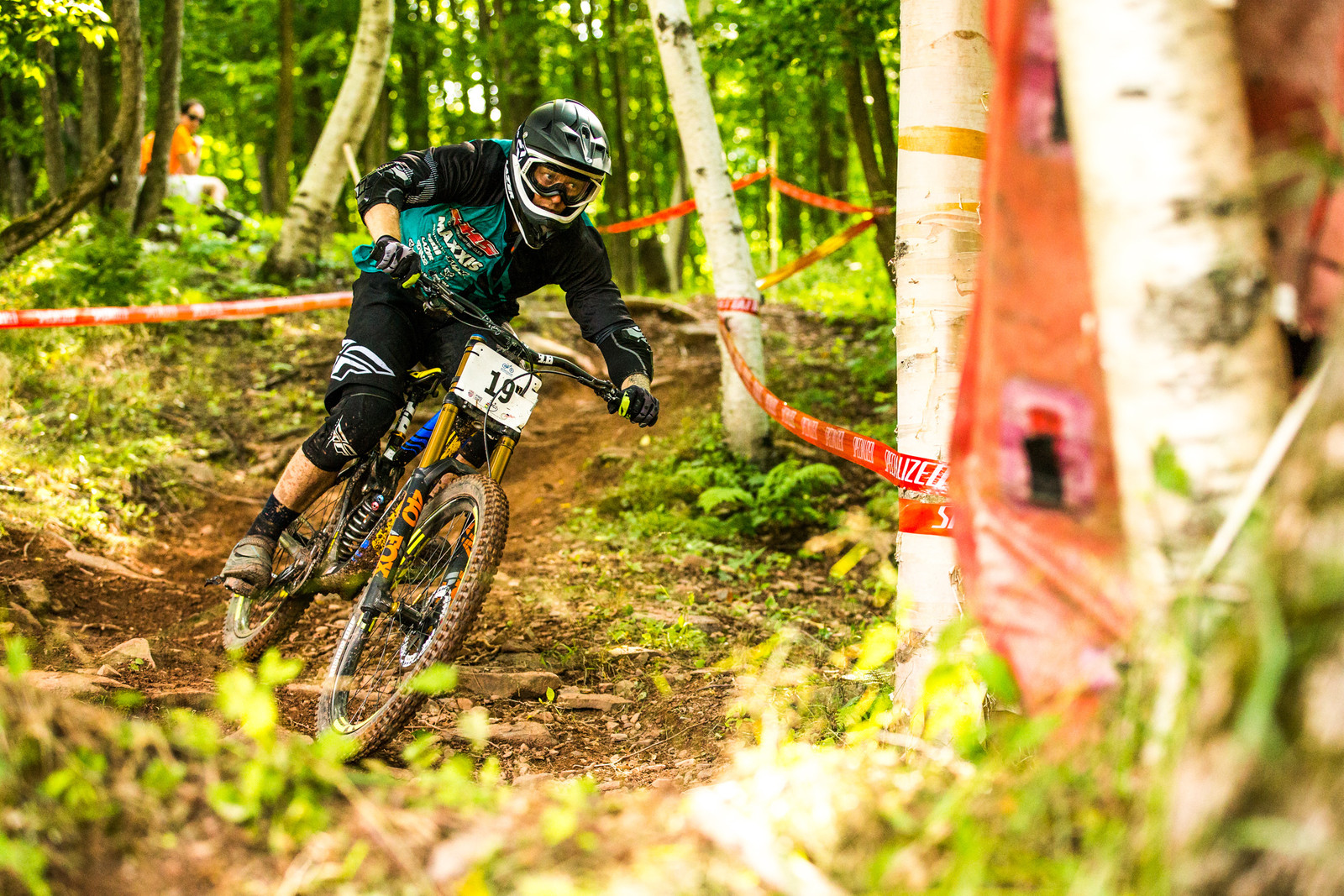 Logan Binggeli - RACE DAY GALLERY - 2017 Pro GRT, Windham, NY - Mountain Biking Pictures - Vital MTB