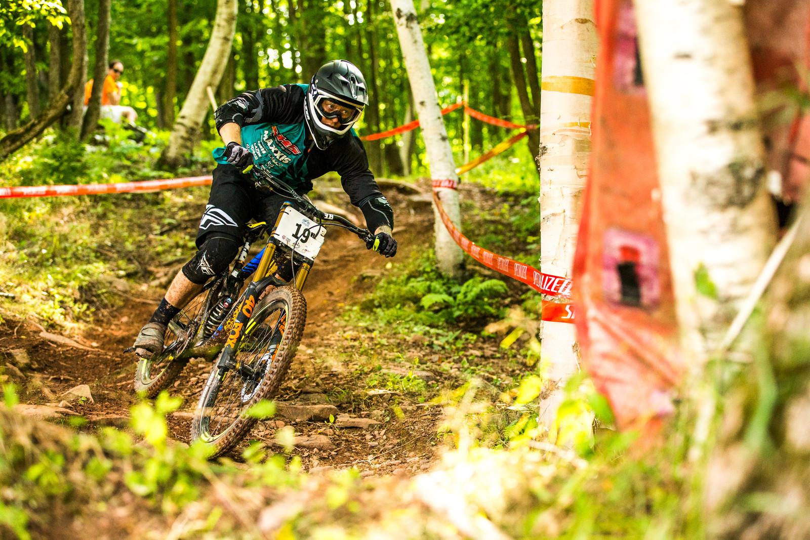 Logan Binggeli - RACE DAY GALLERY - 2017 Pro GRT, Windham, NY - Mountain Biking Pictures - Vital MTB
