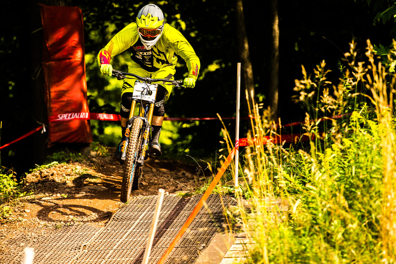 Quinton Spaulding - RACE DAY GALLERY - 2017 Pro GRT, Windham, NY - Mountain Biking Pictures - Vital MTB