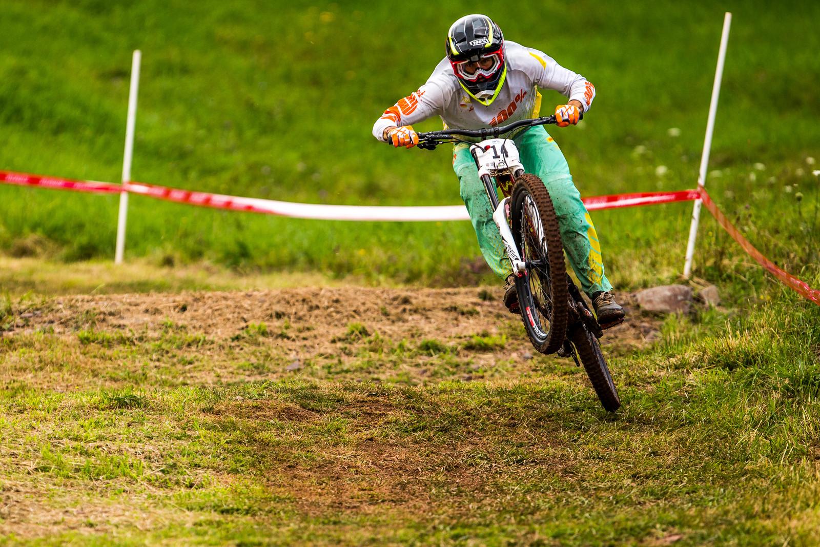 Jordan Newth - RACE DAY GALLERY - 2017 Pro GRT, Windham, NY - Mountain Biking Pictures - Vital MTB