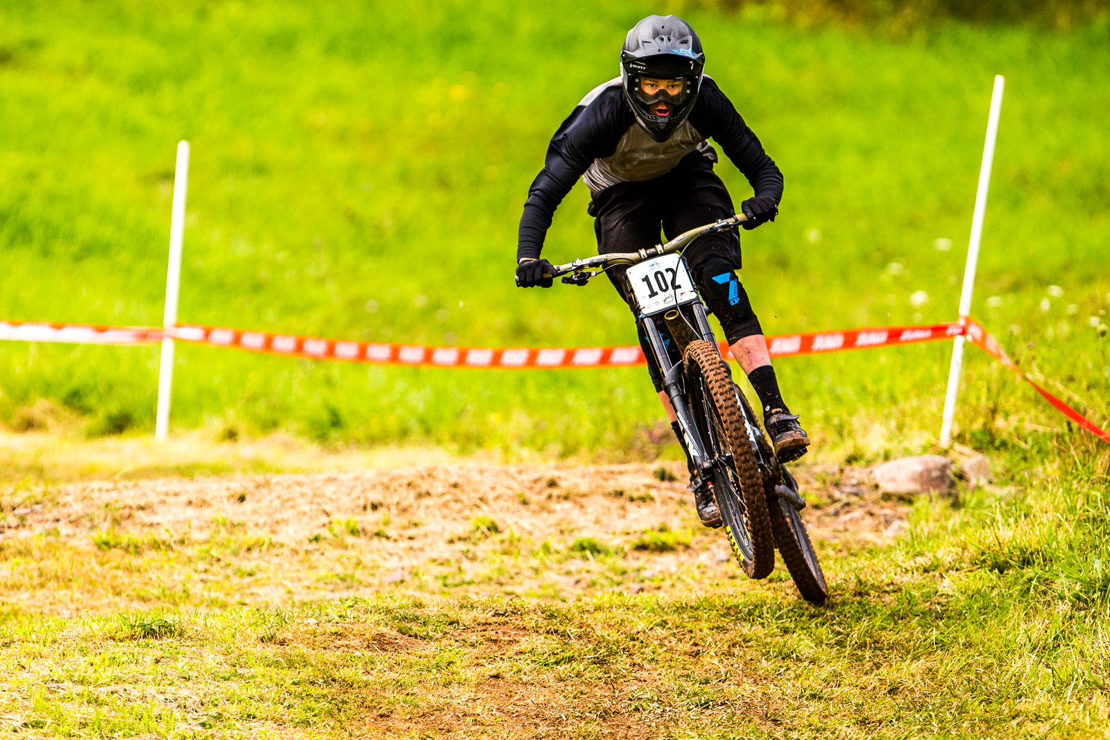 Trent Del Grippo - RACE DAY GALLERY - 2017 Pro GRT, Windham, NY - Mountain Biking Pictures - Vital MTB