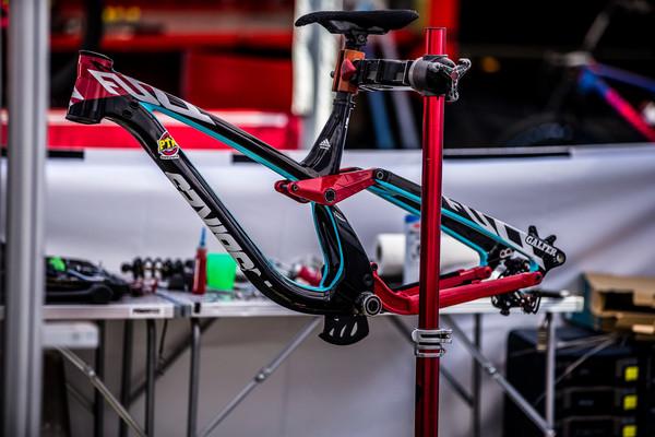 Ns Bikes Fuzz Pit Bits Val Di Sole World Cup Downhill