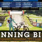 WINNING BIKE: Tahnee Seagrave's Transition TR11