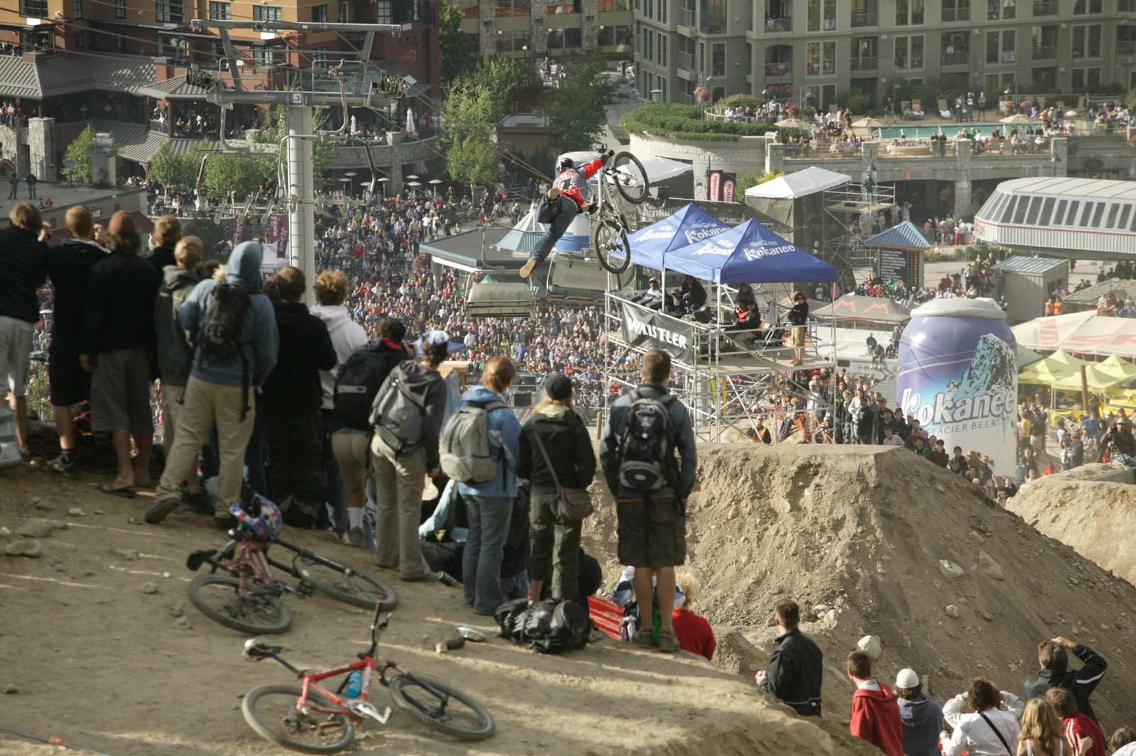 Untitled - Crankworx of The Past - Photos from 2004-2007 - Mountain Biking Pictures - Vital MTB