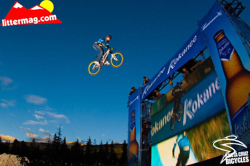 Crankworx 2007, Ben Boyko - Crankworx of The Past - Photos from 2004-2007 - Mountain Biking Pictures - Vital MTB