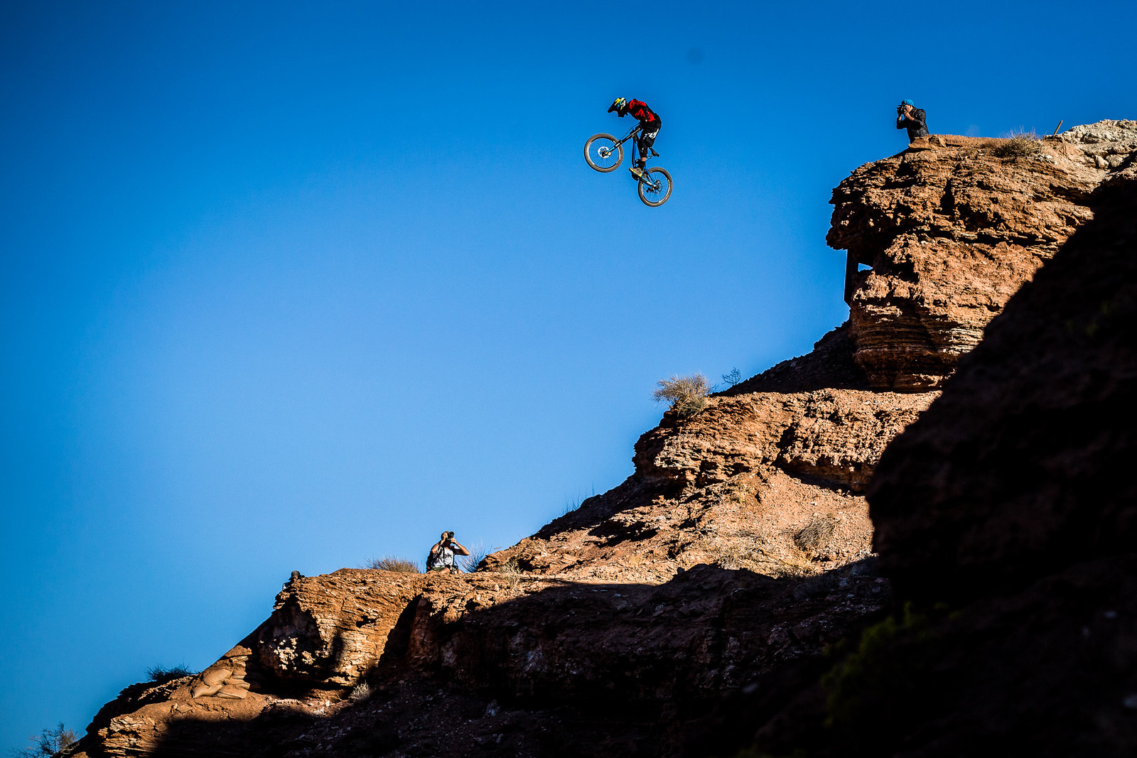 Freaking Massive!!! - @maddogboris' Rampage Photos - Mountain Biking Pictures - Vital MTB