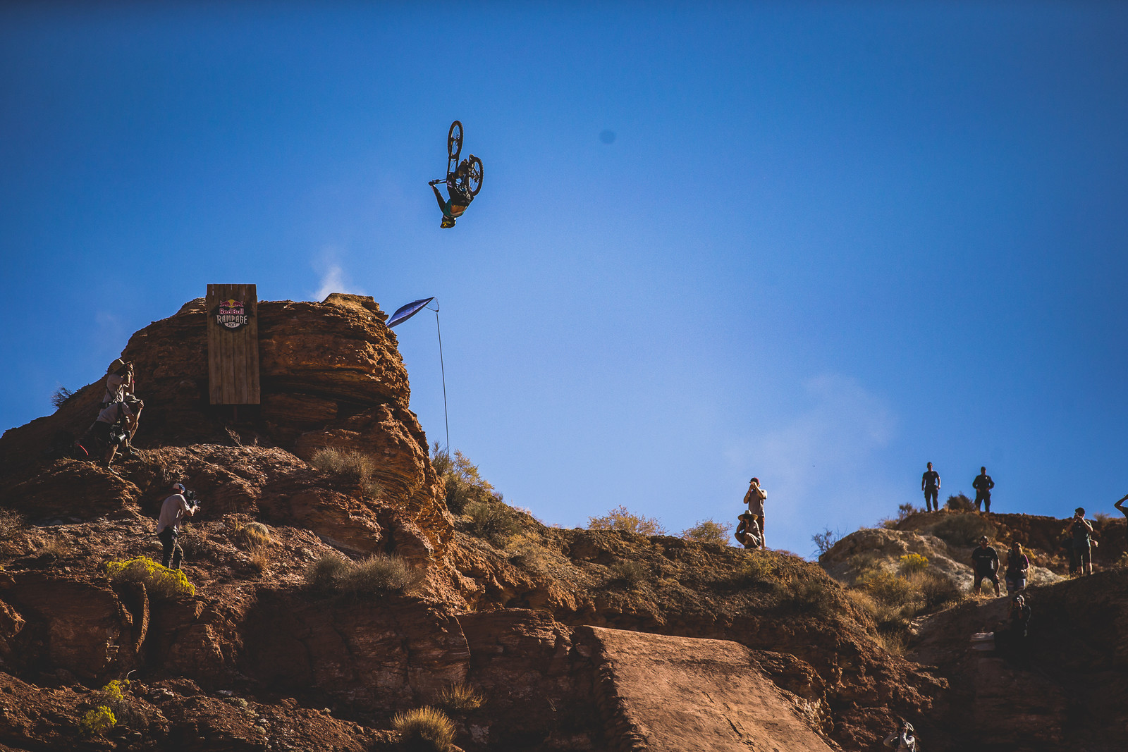 Kurt Sorge, Purely Mental - 2017 Rampage Photo Gnar! - @maddogboris' Rampage Finals Photos - Mountain Biking Pictures - Vital MTB