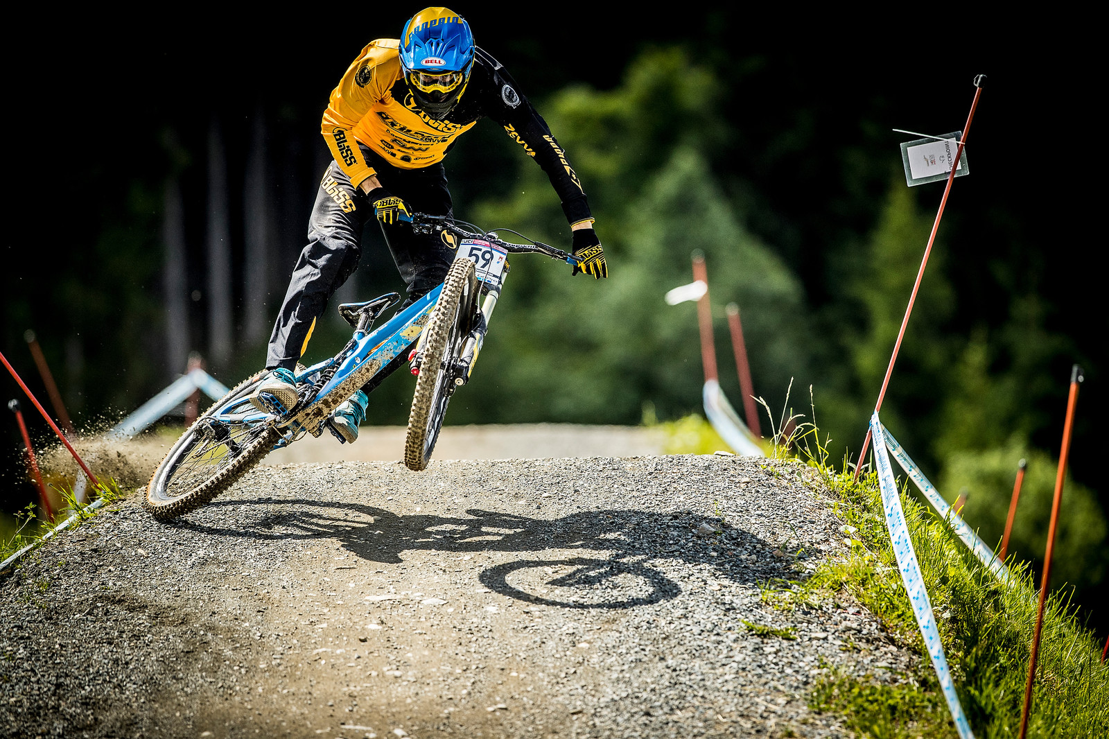 Phil Atwill May Hate Leogang, But... - 14 Fantastic Phil Atwill Photos - Mountain Biking Pictures - Vital MTB