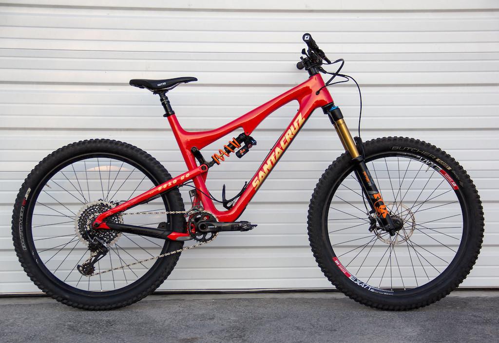 Seven Super Sexy Santa Cruz Solos - Seven Super Sexy Santa Cruz Solos - Mountain Biking Pictures - Vital MTB