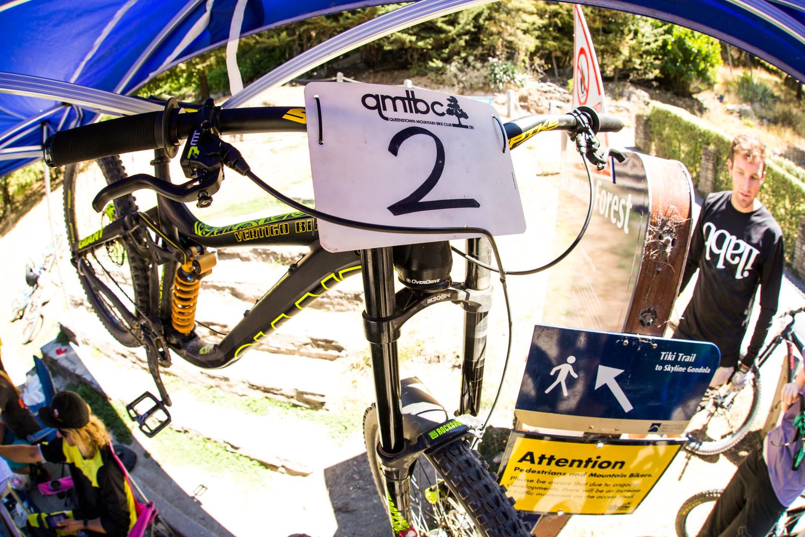 Pang Gets to Race! - Homegrown NZ Downhill - Vertigo Bikes Ride More DH Series Race 1 - Mountain Biking Pictures - Vital MTB