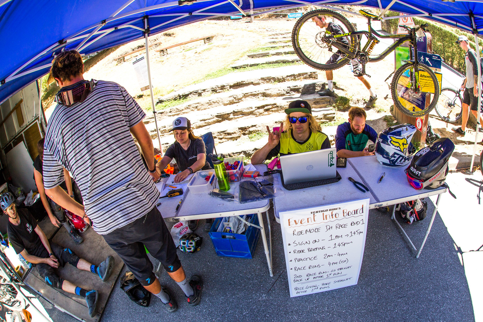 Club Vibe - Homegrown NZ Downhill - Vertigo Bikes Ride More DH Series Race 1 - Mountain Biking Pictures - Vital MTB