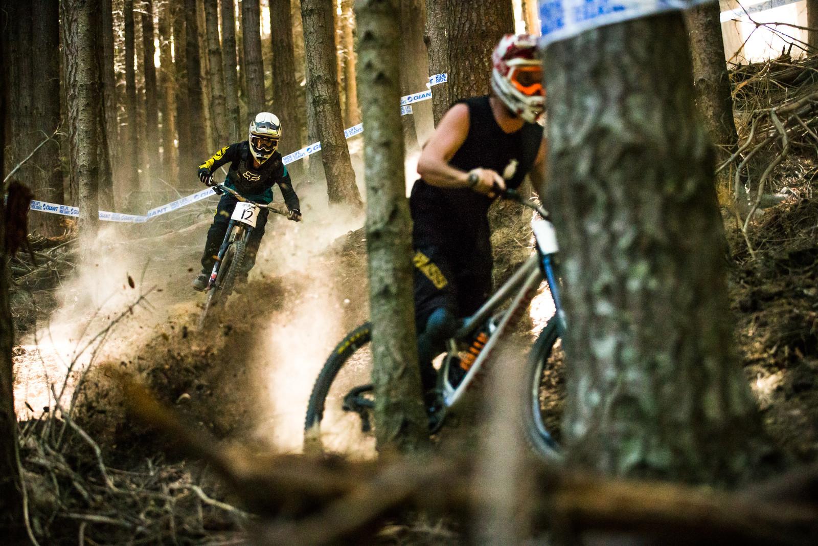 Boucherot Tanguy and Kurt McDonald - Homegrown NZ Downhill - Vertigo Bikes Ride More DH Series Race 1 - Mountain Biking Pictures - Vital MTB