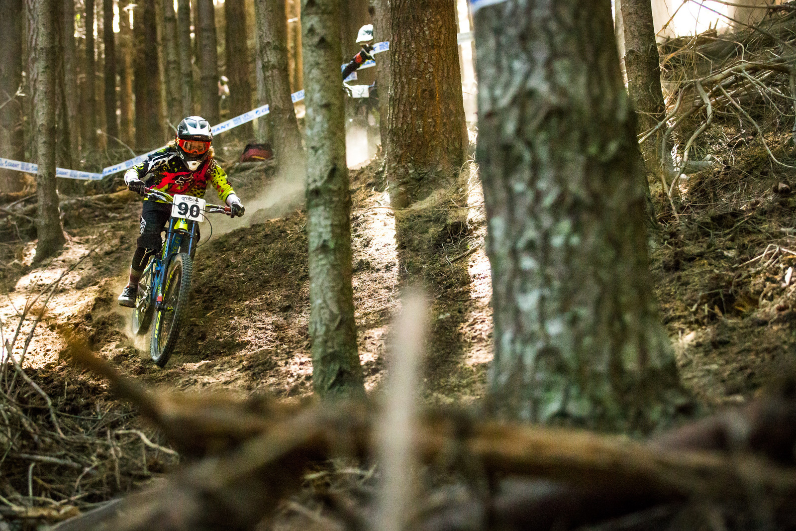 Will Adamson - Homegrown NZ Downhill - Vertigo Bikes Ride More DH Series Race 1 - Mountain Biking Pictures - Vital MTB