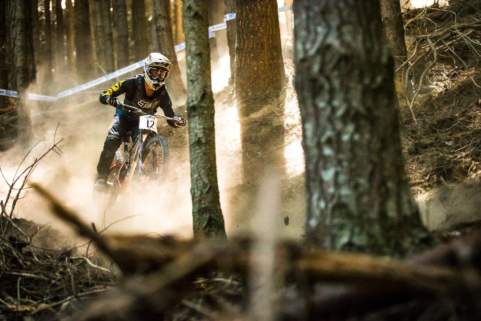 Boucherot Tanguy - Homegrown NZ Downhill - Vertigo Bikes Ride More DH Series Race 1 - Mountain Biking Pictures - Vital MTB