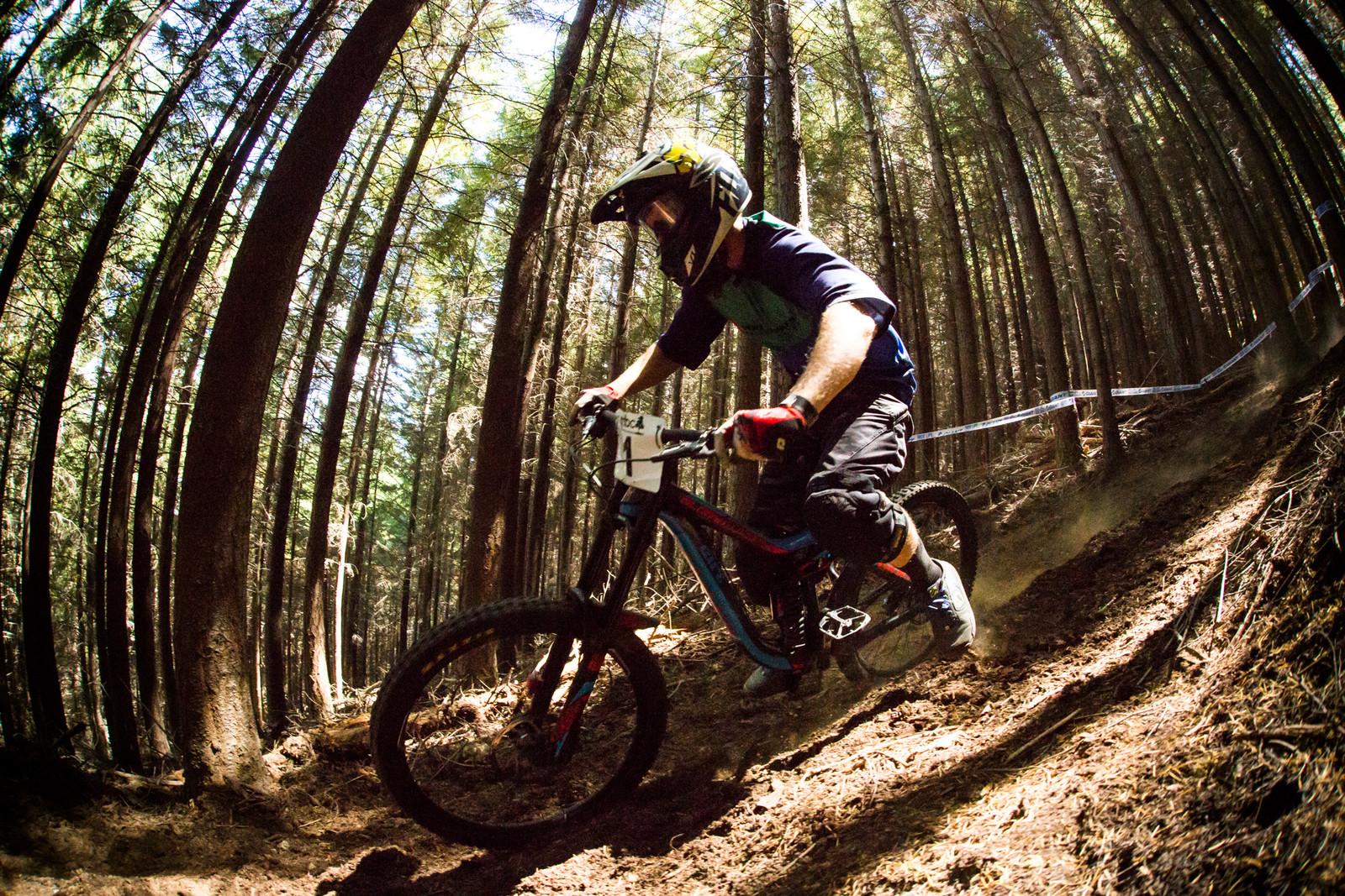 Si Smith - Homegrown NZ Downhill - Vertigo Bikes Ride More DH Series Race 1 - Mountain Biking Pictures - Vital MTB