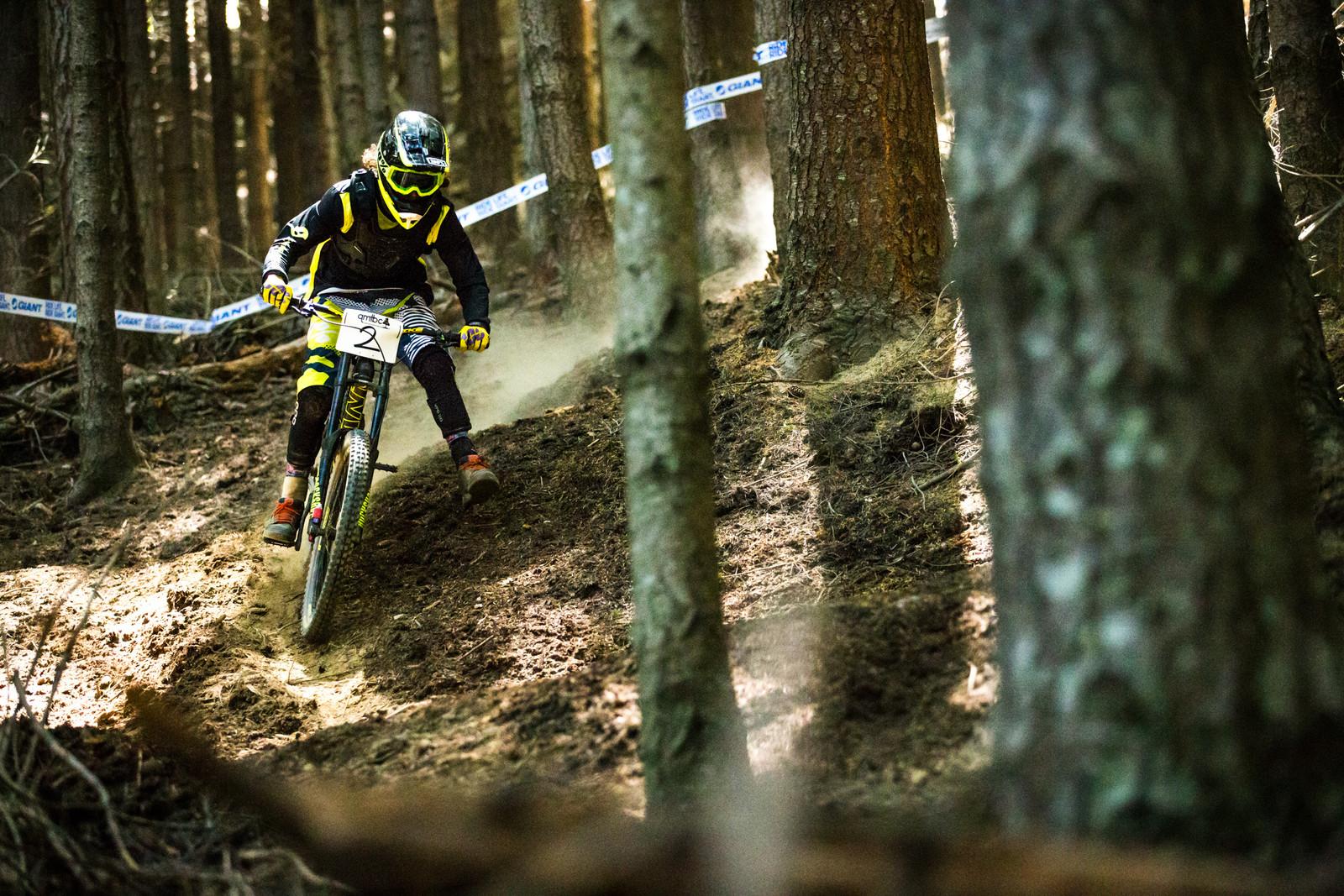 Pang Pushing - Homegrown NZ Downhill - Vertigo Bikes Ride More DH Series Race 1 - Mountain Biking Pictures - Vital MTB
