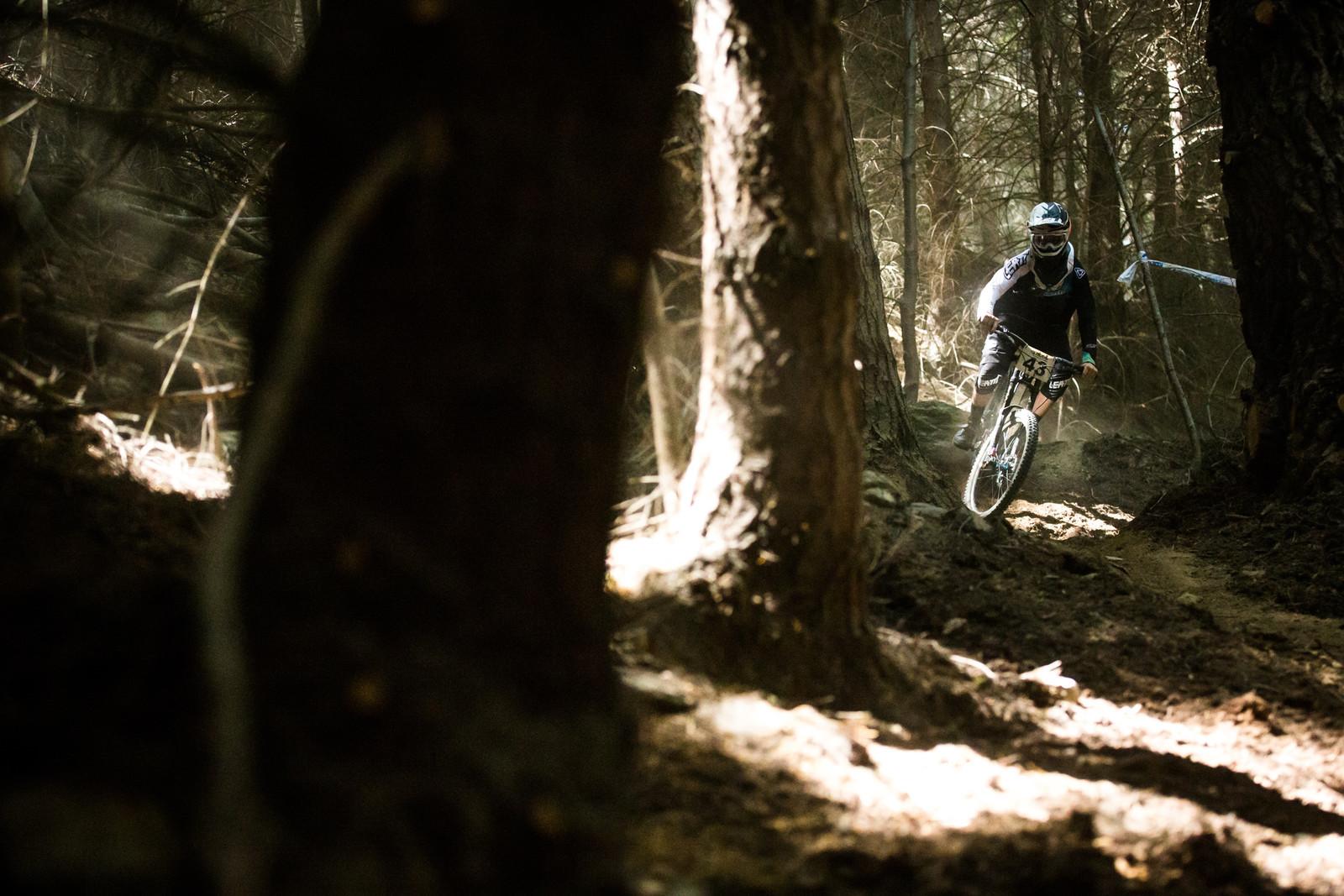 Simon Read - Homegrown NZ Downhill - Vertigo Bikes Ride More DH Series Race 1 - Mountain Biking Pictures - Vital MTB