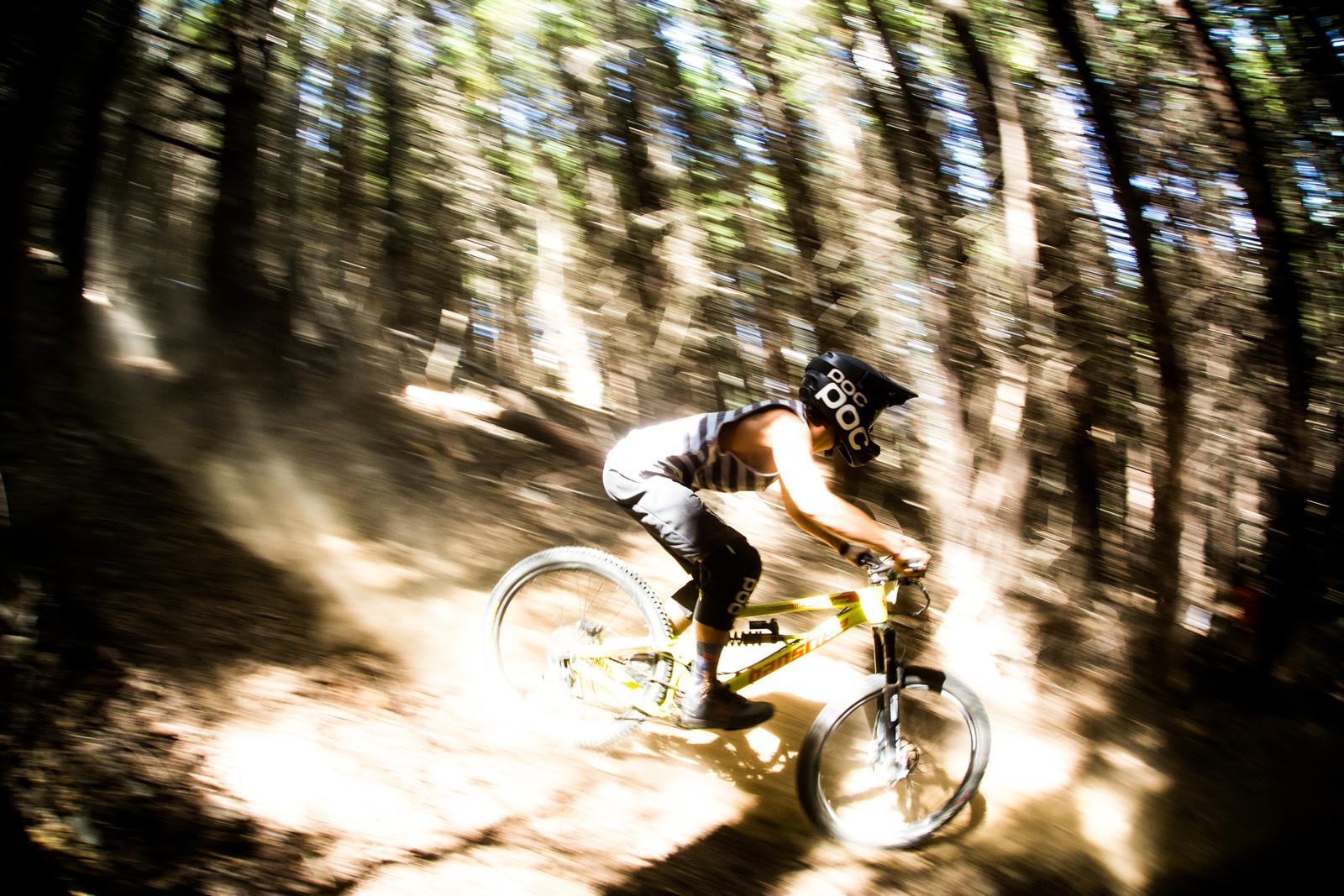 Olivier Cuvet - Homegrown NZ Downhill - Vertigo Bikes Ride More DH Series Race 1 - Mountain Biking Pictures - Vital MTB