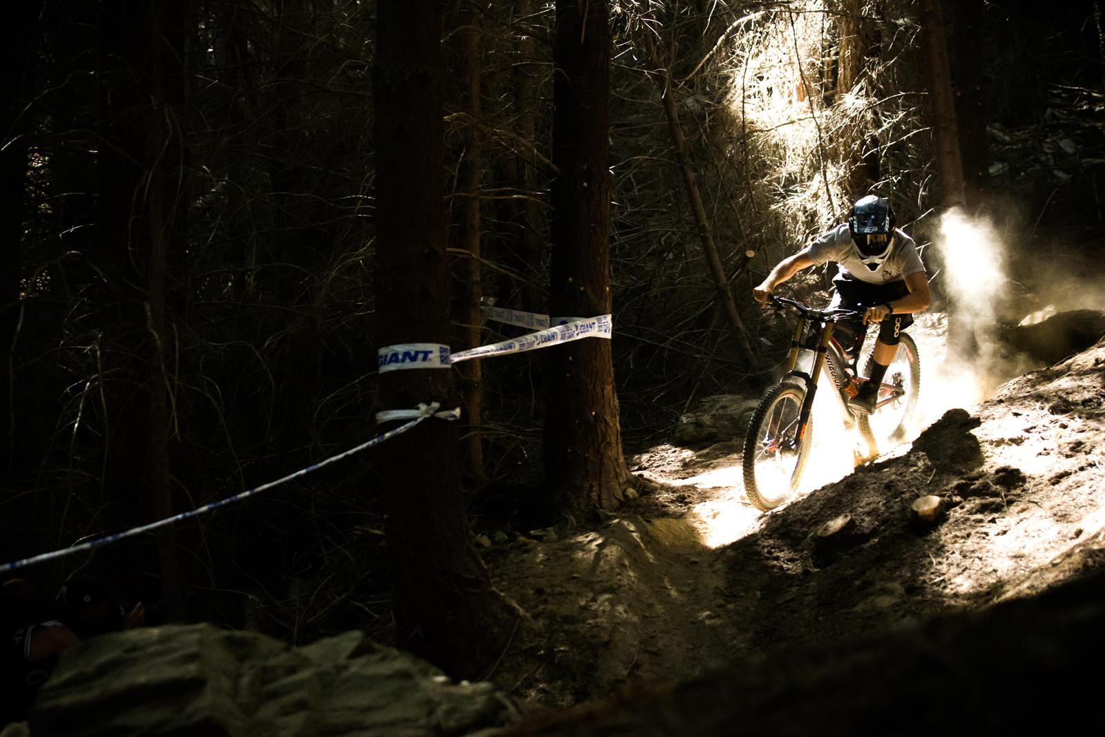 Epic Lighting - Homegrown NZ Downhill - Vertigo Bikes Ride More DH Series Race 1 - Mountain Biking Pictures - Vital MTB