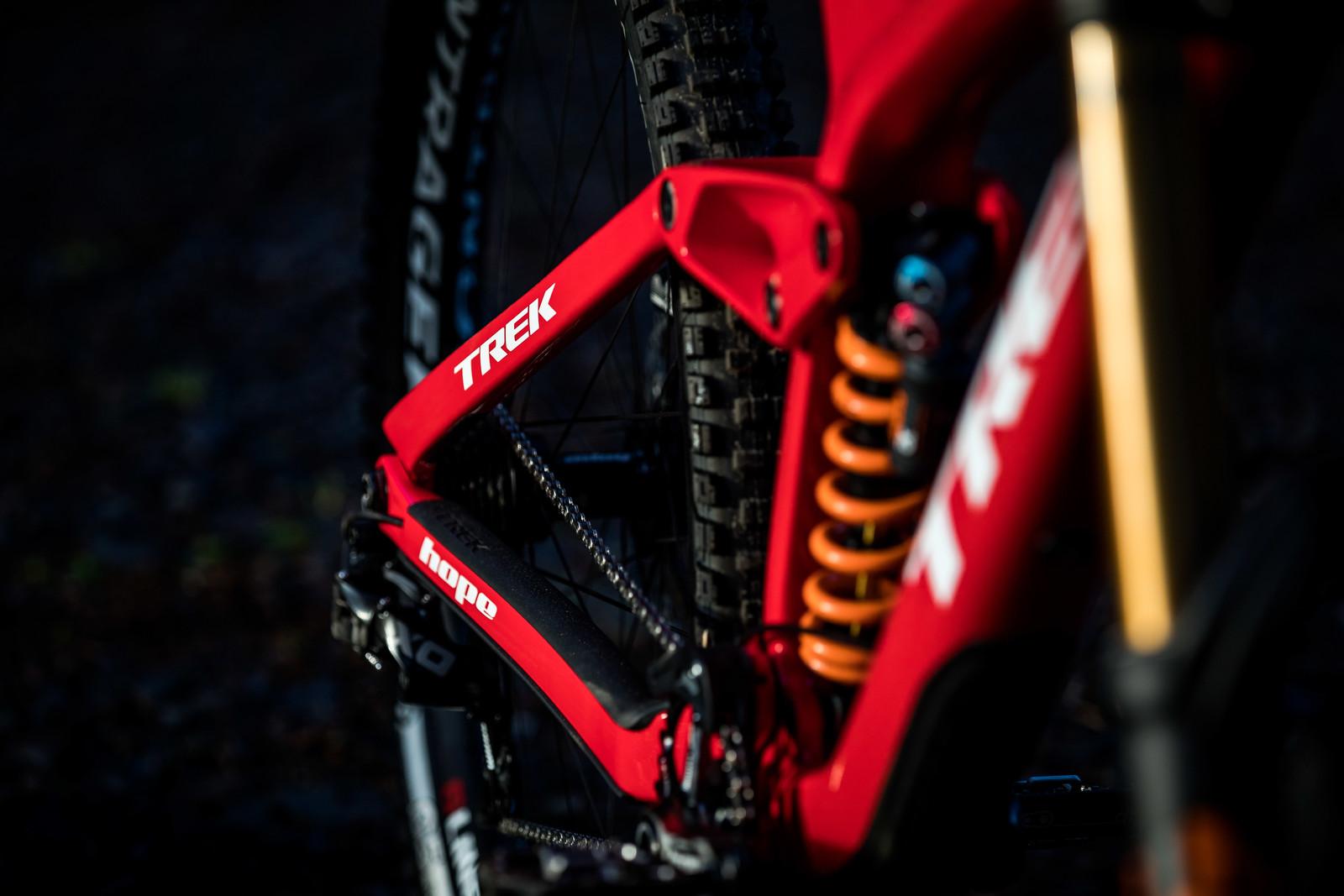 Ready for 2018 - Gee Atherton's 2018 Trek Session - Mountain Biking Pictures - Vital MTB