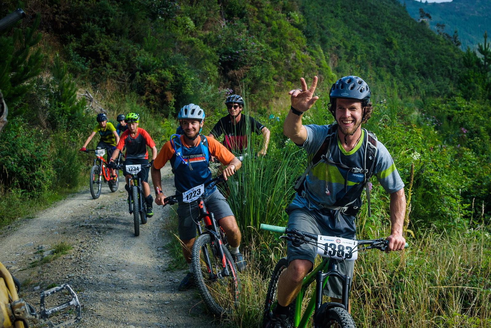 Lew Simpson, Hour-Long Climb - 2018 Nelson MTB Club Top Gun Event - Mountain Biking Pictures - Vital MTB