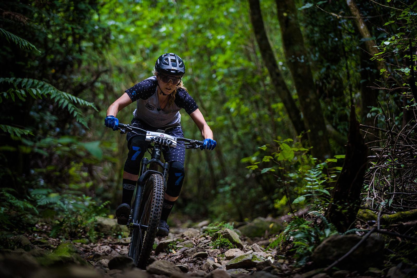 Rae Morrison - 2018 Nelson MTB Club Top Gun Event - Mountain Biking Pictures - Vital MTB