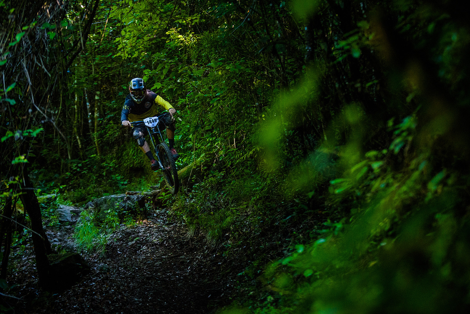 Amani McIntyre - 2018 Nelson MTB Club Top Gun Event - Mountain Biking Pictures - Vital MTB