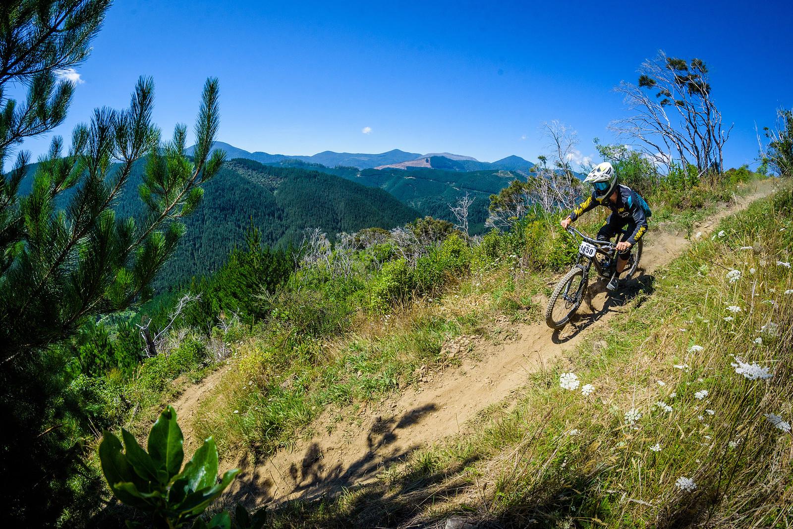 Nelson Mountain Bike Club's Top Gun - Enduro, DH and XC Event - 2018 Nelson MTB Club Top Gun Event - Mountain Biking Pictures - Vital MTB
